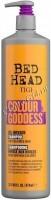 Tigi Bed head colour goddess oil infused shampoo (Шампунь для окрашенных волос) -