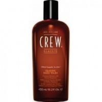 American crew Classic body wash (Гель для душа классический), 450 мл. - купить, цена со скидкой