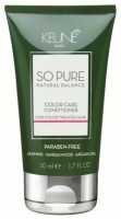 Keune so pure natural balance color care conditioner (Кондиционер «Защита о Цвете») - купить, цена со скидкой