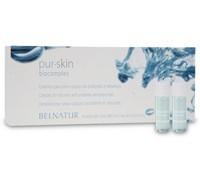 Belnatur Pur- Skin Biocomplex Биокомплекс для жирной и проблемной кожи на базе Алое Вера 20 * 3 мл. - купить, цена со скидкой