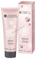 Janssen Winter cream (Насыщенный питательный и восстанавливающий крем), 50 мл - купить, цена со скидкой