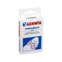 Gehwol schutzpflaster oval (Овальный защитный пластырь), 4 шт - купить, цена со скидкой