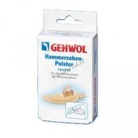 Gehwol hammerzehen polster rechts (Подушка под пальцы ног), 1 шт. - купить, цена со скидкой