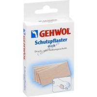 Gehwol schutzpflaster (Защитный пластырь, толстый), 4 шт. - купить, цена со скидкой