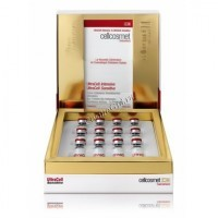 CellCosmet Cellular Revitalising Cure for Sensitive Skin UltraCell  Sensitive (Клеточная ревитализирующая сыворотка Ультрасэлл для чувствительной кожи), 12 ампул - купить, цена со скидкой