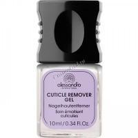 Alessandro Prm cuticle remover gel (Гель для удаления кутикулы), 10 мл - купить, цена со скидкой