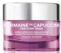 Germaine de Capuccini TimExpert Rides Correction Cream For fine lines & wrinkles (Крем корректирующий насыщенный для сухой кожи), 50 мл - купить, цена со скидкой