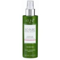 Keune so pure natural balance color care leave-in spray (Несмываемый спрей «Забота о Цвете»), 200 мл - купить, цена со скидкой