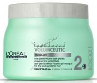 L'Oreal Professionnel Volumetry masque (Гель-маска для волос), 500 мл - купить, цена со скидкой