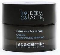 Academie Creme anti-age global calcium tetrapeptide tripeptide (Интенсивный омолаживающий крем) -