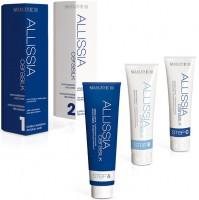 Selective Professional Средство для выпрямления натуральных или неполсушных волос 150 + 100 +100 мл - купить, цена со скидкой
