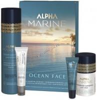 Estel Alpha Marine Ocean Face (Морской набор для комплексного мужского ухода) - купить, цена со скидкой
