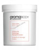 """Algologie Grapefruit Massage cream (Массажный лифтинг крем """"Грейпфрут""""), 400 мл  -"""