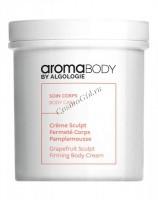 """Algologie Grapefruit Sculpt Firming Body cream (Укрепляющий крем скульптор для тела """"Грейпфрут""""), 400 мл  -"""