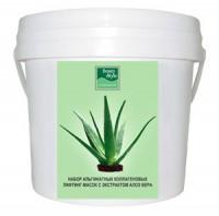 Beauty style Alginate collagen mask with aloe vera extract (Коллагеновая маска с экстрактом Алоэ Вера) - купить, цена со скидкой