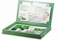 Anna Lotan Стартовый набор «Greens», упаковка - купить, цена со скидкой