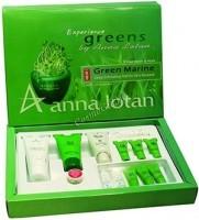 Anna Lotan Стартовый набор «Greens Marine», упаковка - купить, цена со скидкой