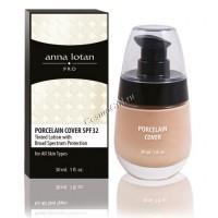 Anna Lotan pro Porcelain Cover spf32 (Крем Фарфоровая кожа), 30 мл. - купить, цена со скидкой