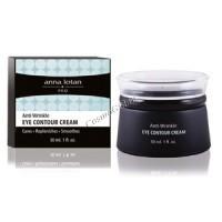 Anna lotan pro Anti wrinkle eye contour cream (Крем вокруг глаз против морщин), 30 мл - купить, цена со скидкой