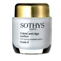 Sothys Anti-Ageing comfort cream grade 2 (Активный крем), 50 мл - купить, цена со скидкой