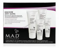 M.A.D Skincare Anti Aging Discover Kit (Дорожный набор препаратов для омоложения кожи), 4 шт -