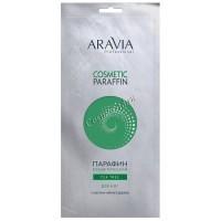 Aravia Парафин «Чайное дерево» с маслом чайного дерева для ног, 500 гр. - купить, цена со скидкой
