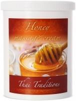 Thai Traditions Honey Massage Cream (Массажный крем Мед), 1000 мл - купить, цена со скидкой