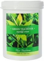 Thai Traditions Green Tea Detox Massage Cream (Массажный крем Зеленый Чай Детокс), 1000 мл - купить, цена со скидкой
