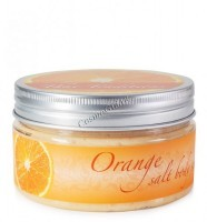 Thai Traditions Thai Orange Salt Body Scrub (Соляной скраб для тела Тайский Апельсин) - купить, цена со скидкой