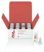 Barex Energizing treatment dermo-vitalizing complex (Интенсивная терапия против выпадения волос с биоактивным комплексом),12 шт по 12 мл. - купить, цена со скидкой