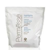 Barex permesse White bleaching powder (Обесцвечивающий порошок белый с жемчугом), 500 г. - купить, цена со скидкой