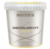 Selective Professional decolorvit plus vaso (Обесцвечивающий порошок), 1000 гр - купить, цена со скидкой