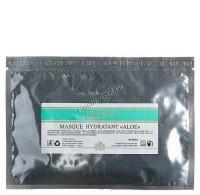 Florylis Masque Hydratant «Aloe» (Увлажняющая маска «Алоэ»), 30 мл -