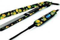 CORIOLISS Стайлер с титановыми пластинами C2 Black Floral - купить, цена со скидкой