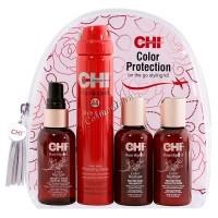 CHI Color Protection Kit (Набор для ухода за окрашенными волосами) - купить, цена со скидкой