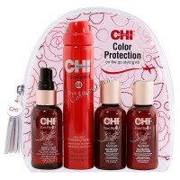 CHI Color Protection Kit (Набор для ухода за окрашенными волосами) -