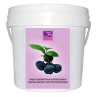 Beauty Style Extra lifting peel-off alginate mask with blueberries extract (Альгинатная коллагеновая маска с экстрактом черники) - купить, цена со скидкой