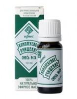 Ирис Смесь эфирных масел № 24 «Комплексное очищение», 10 мл - купить, цена со скидкой