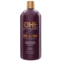 CHI Deep Brilliance Optimum Moisture conditioner (Кондиционер для волос оптимальное увлажнение) -