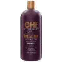 CHI Deep Brilliance Olive & Monoi Optimum Moisture shampoo (Увлажняющий шампунь для волос) -
