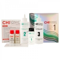 CHI Permanent Shine Waves №1 Soft (Шелковая биохимическая завивка №1 Слабая - для тонких, окрашенных, осветленных волос) - купить, цена со скидкой