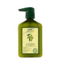 CHI Olive Organics Styling Glaze (Гель-стайлинг средней фиксации), 340 мл - купить, цена со скидкой