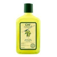 CHI Olive Organics Hair and Body Oil (Масло для волос и тела) -