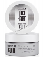 Biosilk Rock Hard Styling Gum (Крем Сверхсильной Фиксации для укладки волос), 54 гр - купить, цена со скидкой