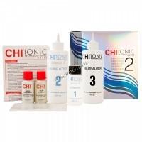 CHI Permanent Shine Waves №2 Normal (Шелковая биохимическая завивка №2 Нормальная - для нормальных, окрашенных, мелированных волос) - купить, цена со скидкой