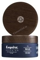 CHI Esquire Grooming wax (Воск для волос легкой степени фиксации с эффектом блеска), 85 гр - купить, цена со скидкой