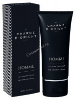 Charme d'Orient La Crème de Rasage (Крем для бритья), 100 мл - купить, цена со скидкой