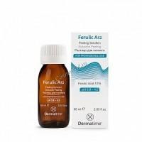 Dermatime Ferulic A12 Peeling Solution (Раствор для пилинга / рН 3.8–4.2), 60 мл. - купить, цена со скидкой