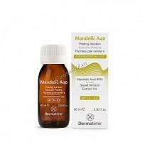 Dermatime Mandelic A40 Peeling Solution (Раствор для пилинга / рН 1.5–2.0), 60 мл. - купить, цена со скидкой
