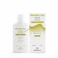 Dermatime Mandelic A40 Peeling Gel (Гель-пилинг / рН 1.8–2.2), 100 мл. - купить, цена со скидкой
